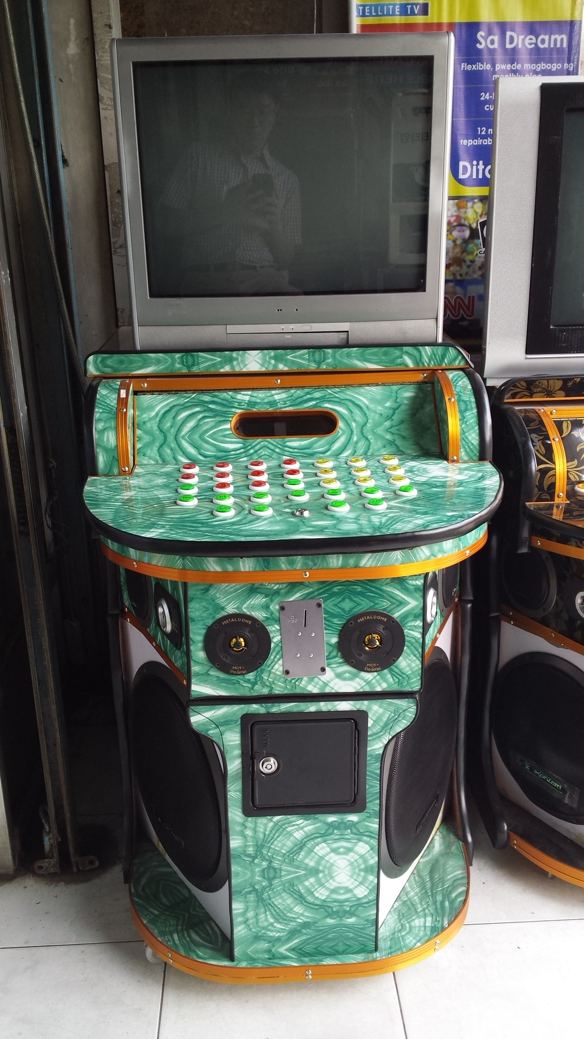 32 button videoke  karaoke machine  voltes 5   u00bb windsor